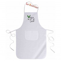 Grembiule cucina Vegan Love...